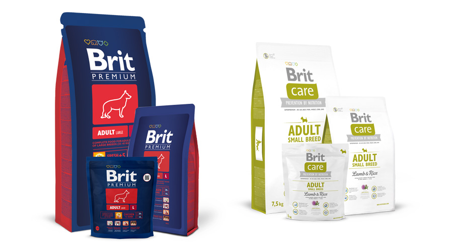 Brit - karma dla psa