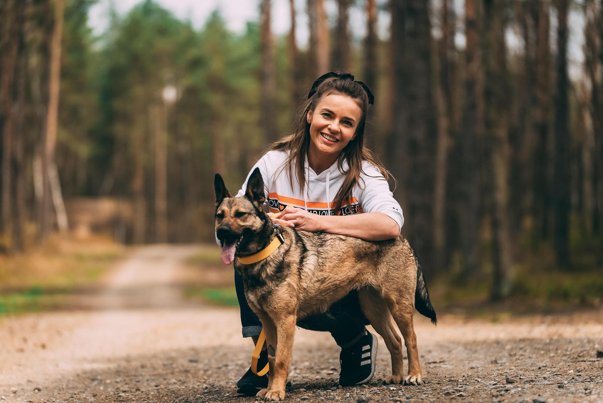 Edyta Herbuś - dla dobra psów